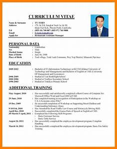 7 how i make cv for job points of origins With how to create cv for job