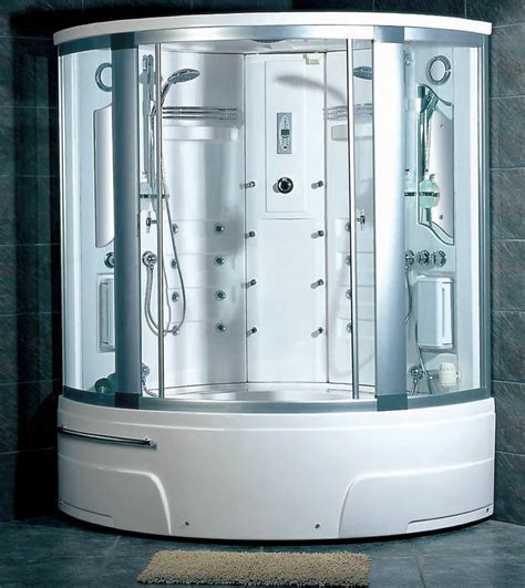 At Shower by Luxury Steam Showers And Shower Enclosures New World