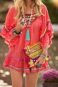 Mode Hippie Chic : a touch of ibiza boho chic fashion with ibizatrendy ~ Voncanada.com Idées de Décoration