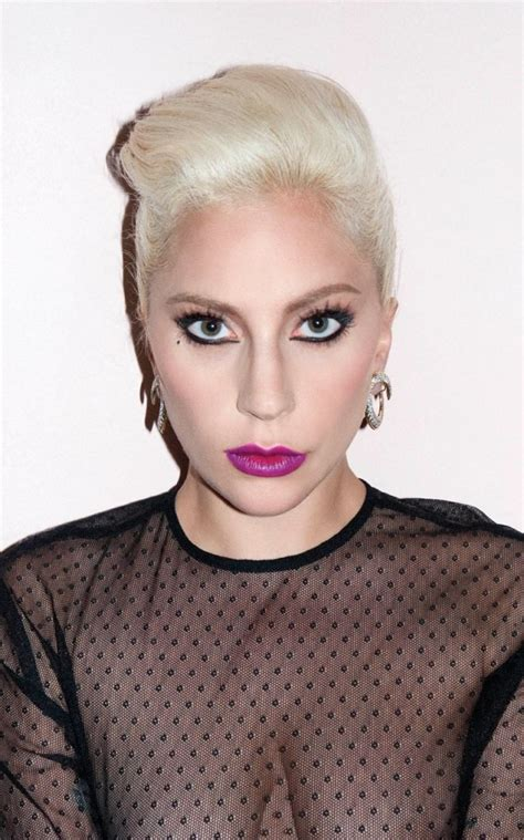 Lady Gaga  V Magazine Issue #99 (16 Photos) #thefappening