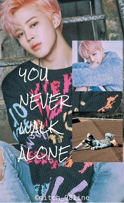 Jimin Bts Wallpapers Never Walk Alone Background