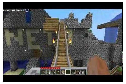 castelo em minecraft mapa baixar