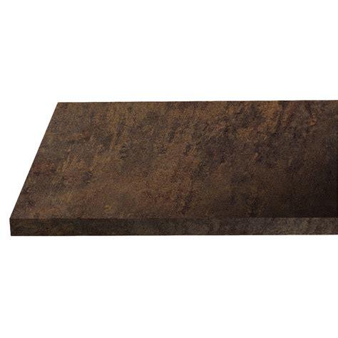 plan de travail cuisine stratifié plan de travail stratifié cuivre 38 mm cuisine