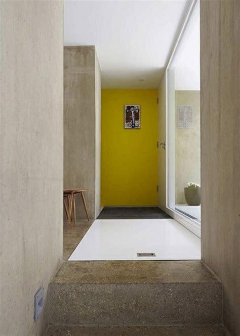 Eine Wand Farbig Streichen by 1001 Ideen F 252 R Wandgestaltung Flur Helle T 246 Ne