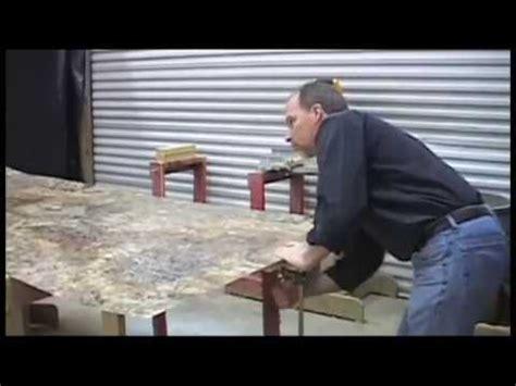 howto install undermount sink  laminate countertop