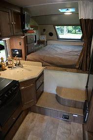 Palomino Truck Pop Up Camper Interior