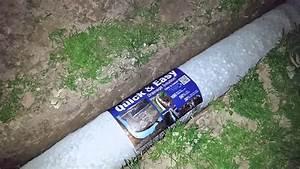 Easy Flow Drainage : nds ez flow french drain installation round 2 youtube ~ Frokenaadalensverden.com Haus und Dekorationen