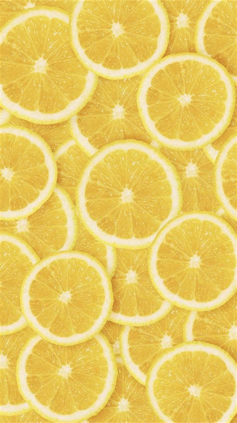 Lemon Wallpaper by Lemon Wallpaper For Your Iphone X From Everpix Iphone