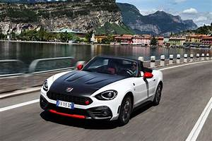 Fiat Chrysler Automobiles : abarth 124 spider uk prices announced ~ Medecine-chirurgie-esthetiques.com Avis de Voitures