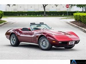1974 Chevrolet Corvette The 454 Big Block Engine    4 Speed