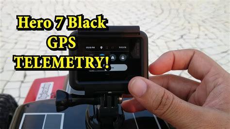 gopro hero black gps telemetry quik software rc