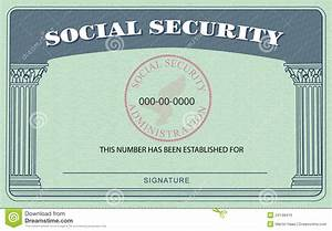 social security card template photoshop best quality With make a social security card template