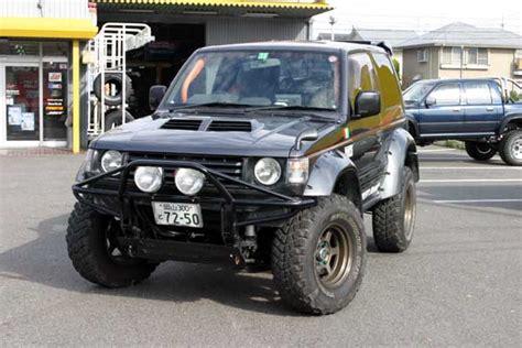 pajero 4 suspension lift autos weblog