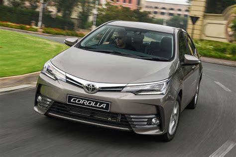 toyota corolla facelift  specs prices carscoza
