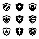 Shield Icon Shields Icons Heraldic Vector Etc