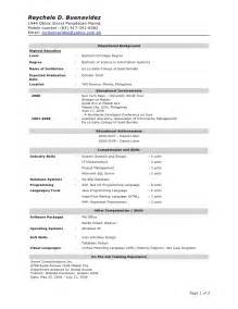 resume for high students templates for powerpoint updated resume