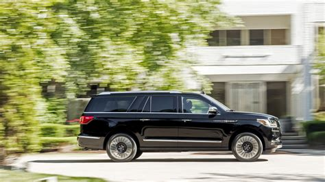 2018 Lincoln Navigator First Drive  From Black Sheep To