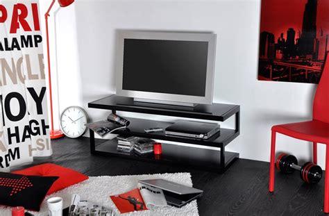deco pour cuisine meuble tv design noir conforama photo 1 10 pour une