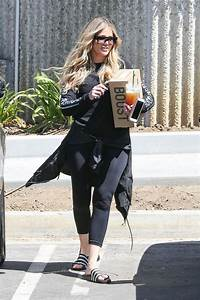 KHLOE KARDASHIAN Out and About in Calabasas 06/18/2018 ...