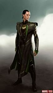 the art of thor loki costume | the suit worn by Tom ...