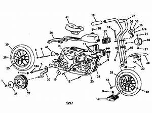 Harley Davidson Road King Parts Diagram