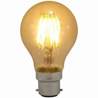 Led Gls Filament Bc Antique Bulb Decorative