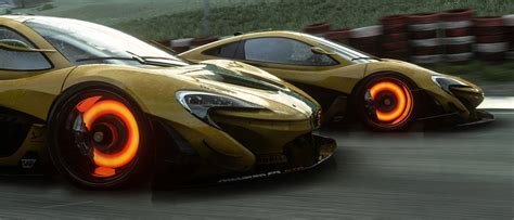 Stunning McLaren P1 GTR Pictures From PS4's DriveClub ...