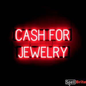 CASH FOR JEWELRY Signs