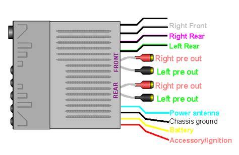 Wiring Diagram For Pioneer Keh Ecoustics