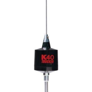 k40 trucker mobiele 27mhz antenne zwart radioamateurwinkel nl