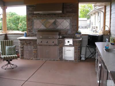 Lehrer Fireplace And Patio Highlands Ranch by Highlands Ranch Outdoor Kitchen Hi Tech Appliance