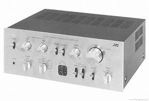 Jvc Ja-s41 - Manual - Stereo Integrated Amplifier
