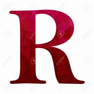 Alphabet R Design Fonts - Graffiti Art Collection