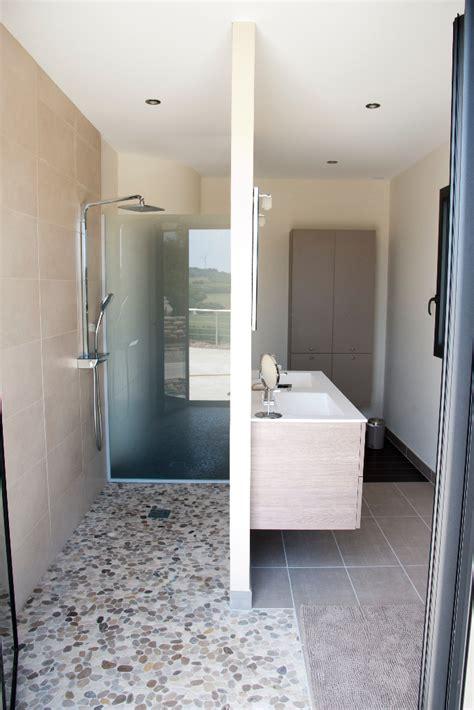 salle de bain dans chambre parentale conception intérieur aménagement influence créatrice d 39 espace julie plagnat