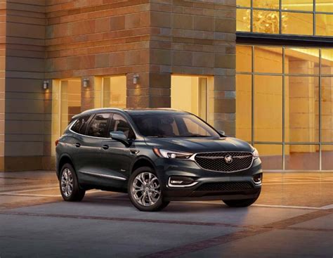 Big Buick by With New Enclave Avenir Buick Big Suv Upscale