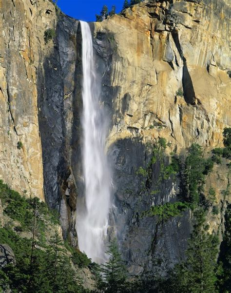 Yosemite National Park Waterfalls Juggling Act Mama