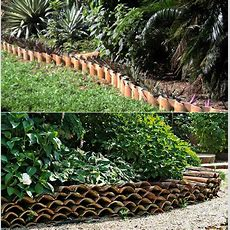 Gartengestaltenmitdachziegeln Freshouse