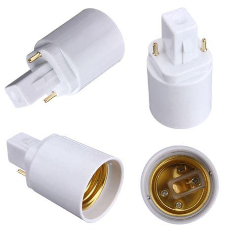 buy g24 to e27 socket base led light bulb l adapter