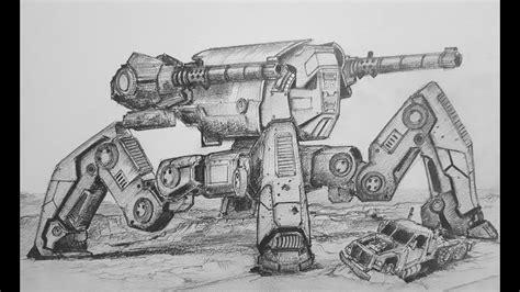How To Draw Raijin (war Robots)