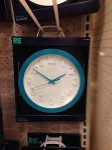 Fancy, Clock