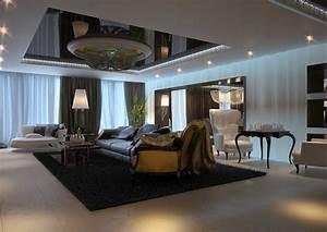 Interior Design Of Modern Classic Style