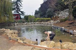Horaire Piscine Petit Couronne : r habilitation des jardins aquatiques galerie de photos ~ Dailycaller-alerts.com Idées de Décoration