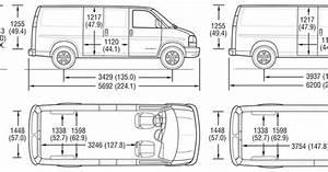 Ford Cargo Van Interior Dimensions