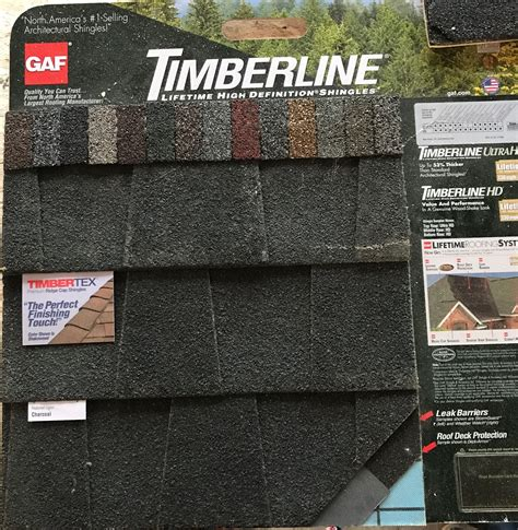 Roofing Wide Variety  Styles  Colors  Gaf