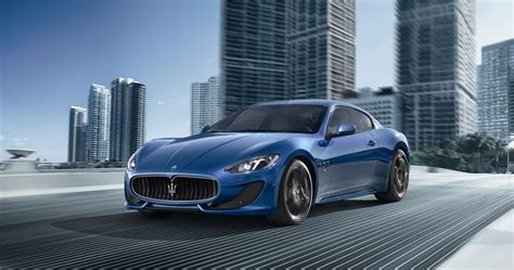 Maserati Granturismo by Maserati Granturismo Sport To Debut At Geneva Auto Show