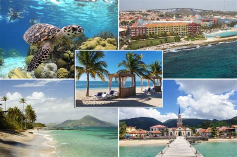 best value caribbean holiday destinations for 2018 mirror online