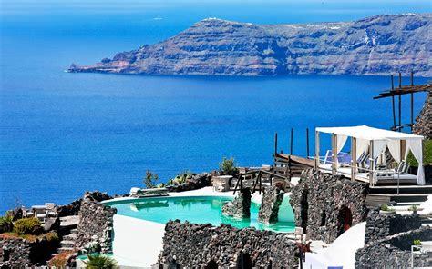 Travel My Way Greece Santorini Imerovigli Honeymoon