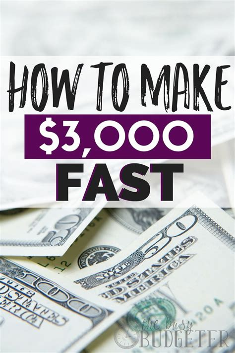 fast earn money fast    money