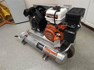 Cmxx 208cc Gas Powered Air Compressor 8 Gall