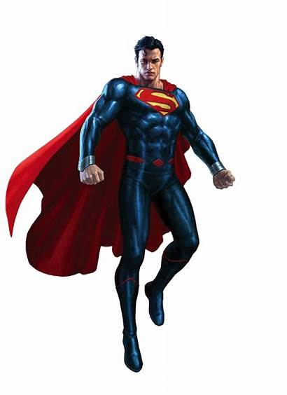 Superman Transparent Rebirth Deviantart Asthonx1 Pre